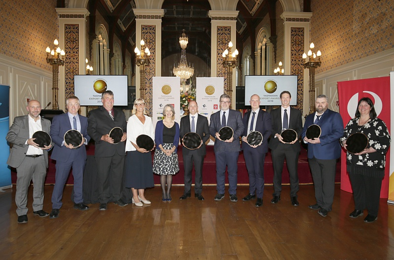 2018 Export Awards Winners