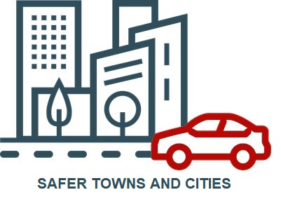 safer towns and cities factsheet icon