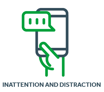 Inattention and Distraction