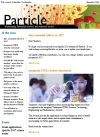 Particle newslettter April 2015